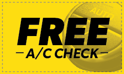 Free A/C Check itemprop=