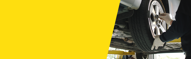 Meineke Web Hero Winter Tire Banner