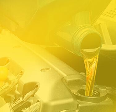 Basic oil change. Mobile