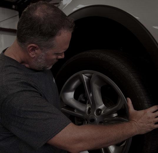 Seasonal Tire Changeover Mobile