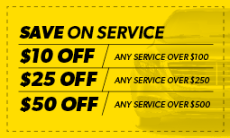 Save on Service!