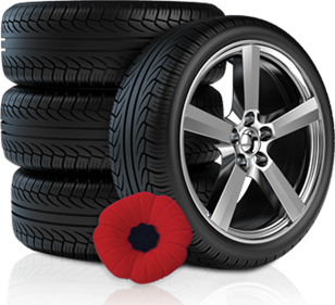Meineke Remembrance Day Event